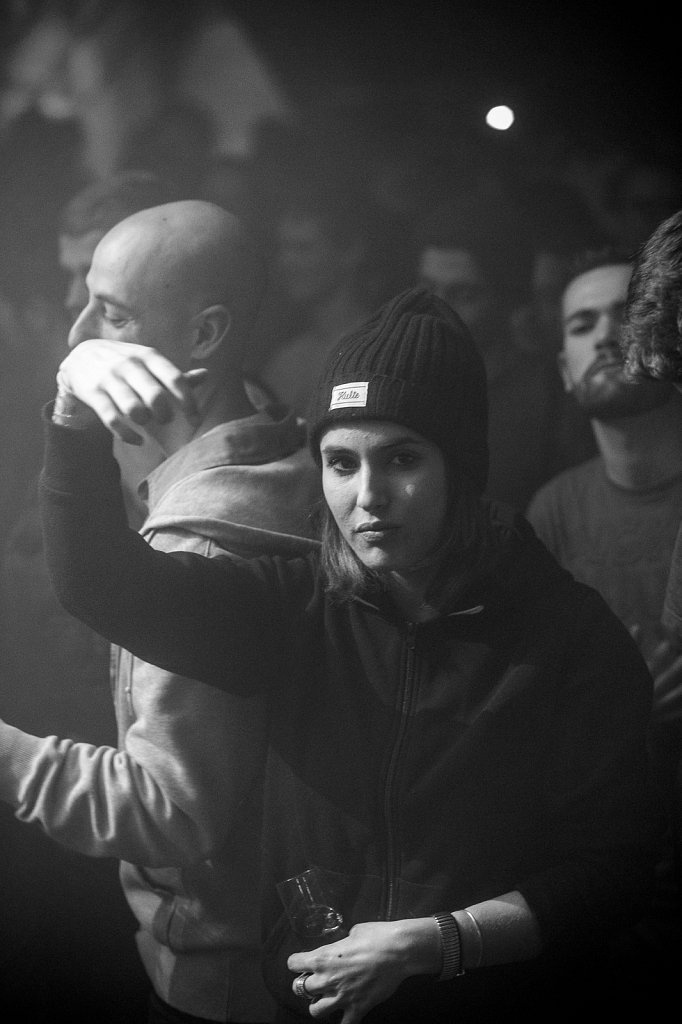 The faces of techno